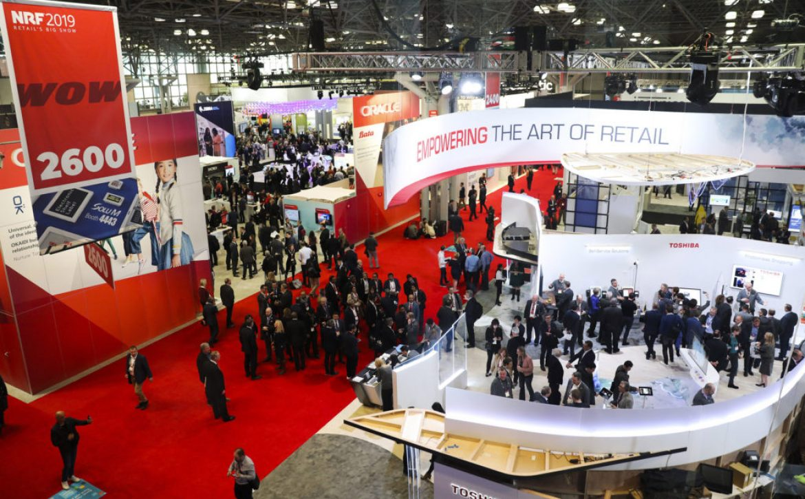 U.S.-NEW YORK-NRF-RETAIL'S BIG SHOW & EXPO-OPEN