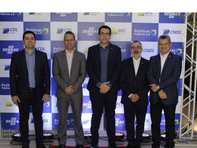 Encontro do PP 4.0 em Sinop debate desenvolvimento da região e políticas públicas para o varejo em Mato Grosso