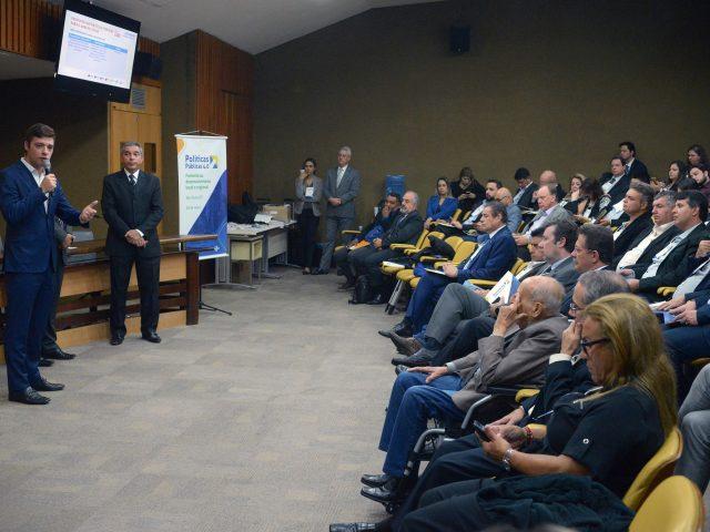 Lideranças do Sistema CNDL debatem políticas públicas para o varejo em encontro do PP 4.0 em São Paulo