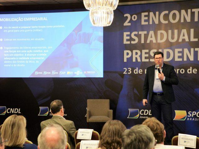 Encontro do PP em Florianópolis debate protagonismo empresarial, ética e associativismo
