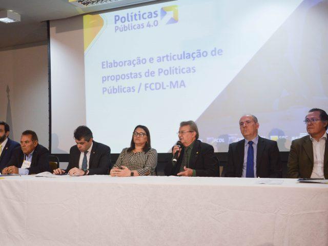 Fomento ao Desenvolvimento <br> Data: 09/04/2019 <br> Local: São Luis/MA