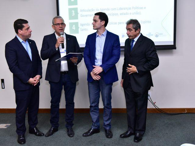 Fomento ao Desenvolvimento <br> Data: 15/08/2019 <br> Local: Vitoria/ES