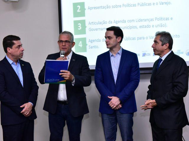 Encontro do PP 4.0 em Vitória debate desenvolvimento da região e políticas públicas para o varejo no Espírito Santo
