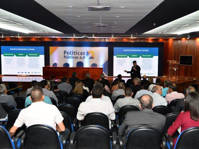 Lideranças de Goiás discutem Relações Institucionais e Governamentais no PP 4.0