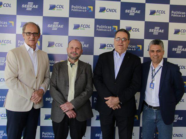 Encontro do PP em Caldas Novas debate protagonismo empresarial, ética e associativismo