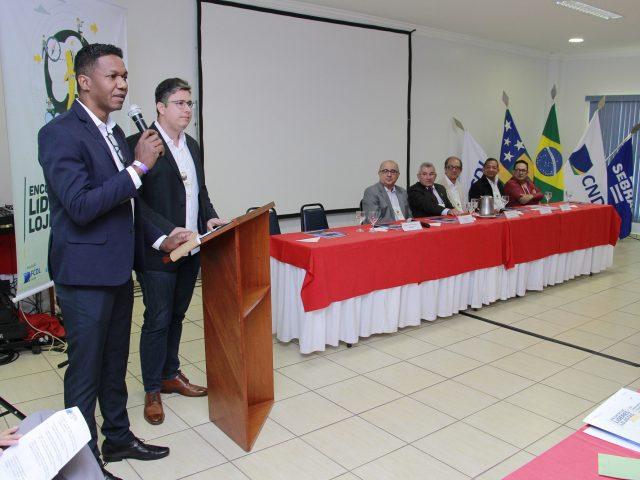 Mobilização Empresarial <br> Data: 24/08/2019 <br> Local: Calda Novas/GO