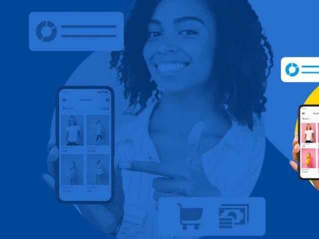 79% dos internautas fizeram compras por meio de aplicativos de loja no último ano, aponta estudo da CNDL/SPC Brasil