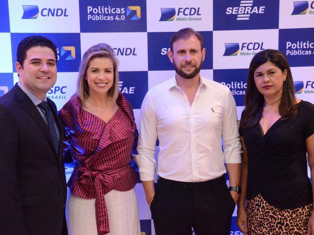 Encontro do PP em Rondonópolis debate protagonismo empresarial, ética e associativismo